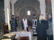 Парастос за пострадале у Ливадицама