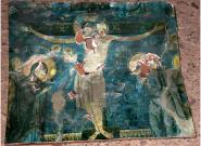 Оскрнављено распеће у манастиру Девич - Симбол крстоваскрсног страдања на Косову и Метохији